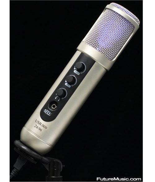 MXL USB.009-24 USB microphone