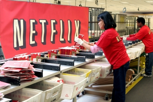 Netflix begins unlimited streaming content for subscribers