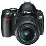 Nikon unveils upgraded, compact D60 SLR
