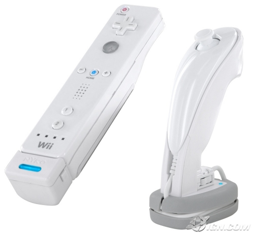 Nyko wireless adapter for the Wii Nunchuck