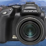 New Olympus camera offers 20x wide angle zoom