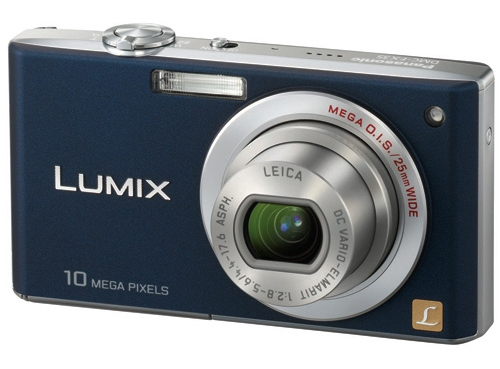 Panasonic Lumix DMC-FX35 10.1 megapixel digital camera