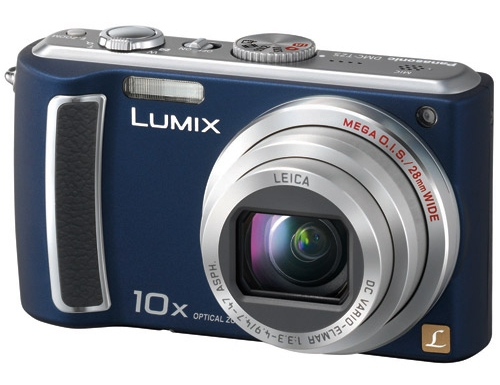 Panasonic Lumix DMC-TZ5 digital camera