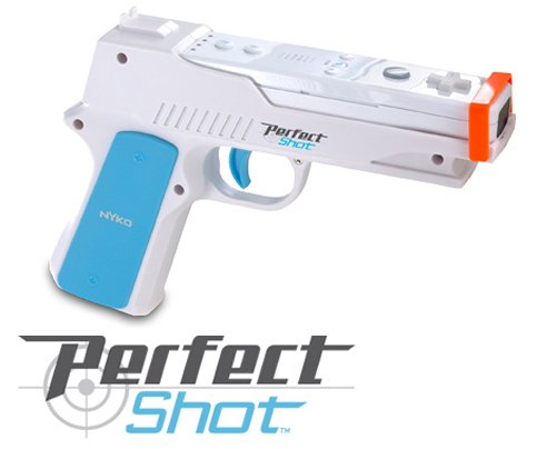 Nyko Perfect Shot Wii gun