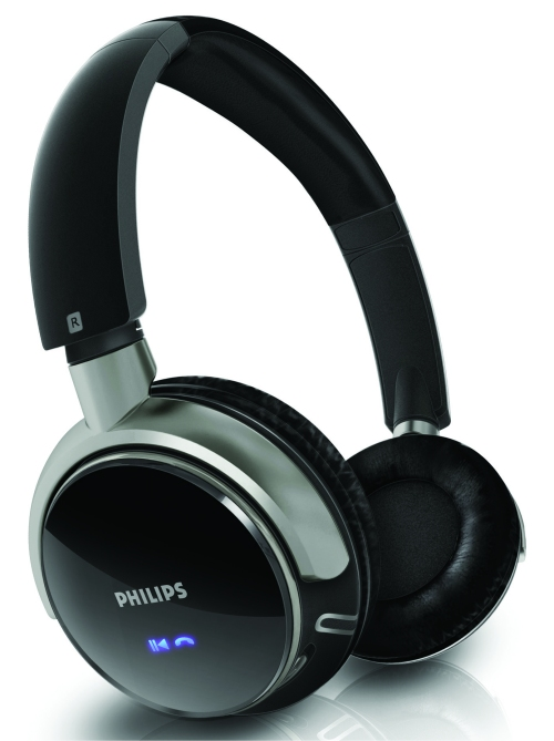 Philips SHB9000 wireles Bluetooth headphones