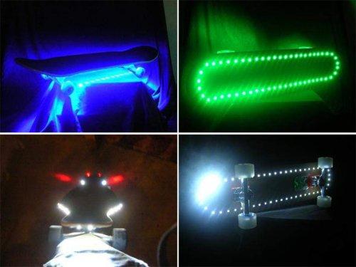 Photon Light Boards make skating futuristic
