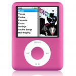 Pretty in Pink 8GB iPod nano