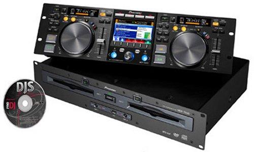 Pioneer Pro DJ line-up for disc jockeys