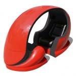PlayPOD gaming furniture looks Tron-like