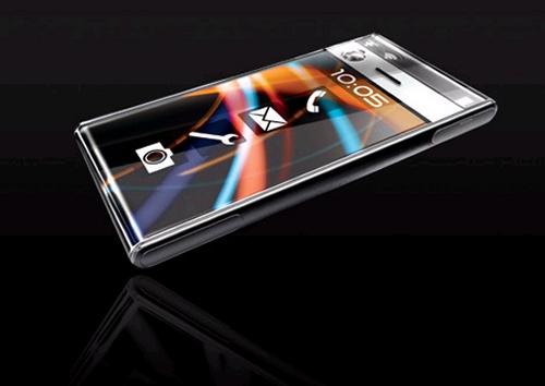 p-per Cell phone concept