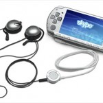 PSP firmware 3.90 now available with Skype