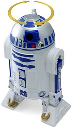 R2D2 Peppermill