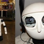 Robot rescues lost souls, searches for his own