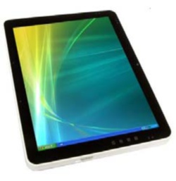 TabletKiosk Sahara Slate PC i440D Tablet PC - SlipperyBrick.com