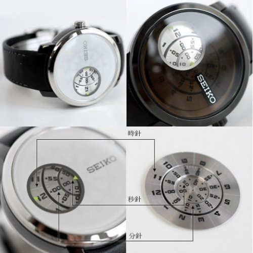 A new spin on the watch