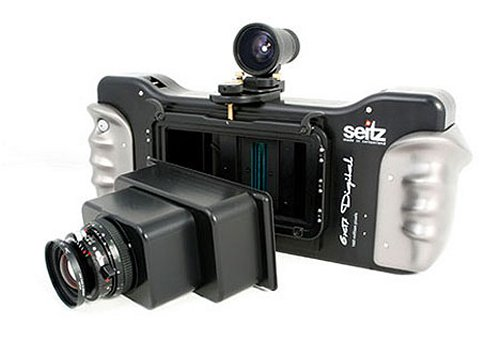 160 Megapixel Camera from Seitz