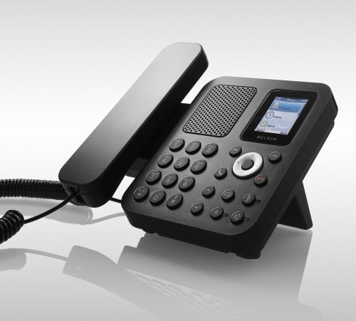 Belkin's new Desktop Internet Phone for Skype
