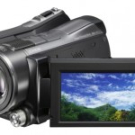 Sony shows off new HD camcorders for 2008