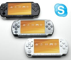 Sony PSP soon to get Skype VoIP capabilities