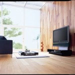 Sony home theater stand includes surround sound