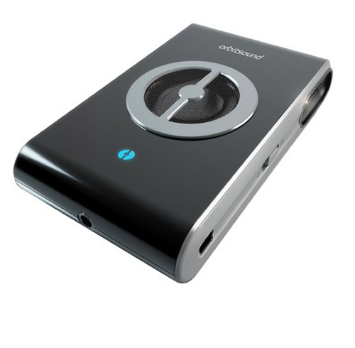 Portable stereo sound with Orbitsound T3