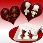 Nintendo Wii Mii chocolate Valentines