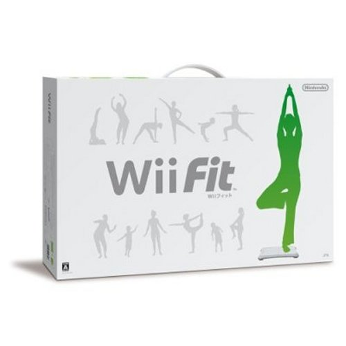 Wii Fit coming to North America May 20th