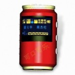 The Neux Corp Ltd NXMP324 soda can MP4