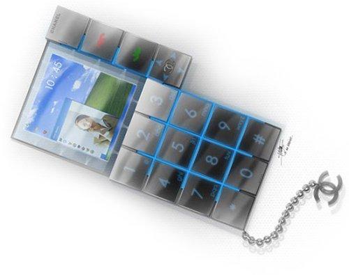 Chanel Choco phone