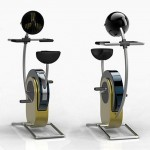 Cycool Bike: work out in style with a fan