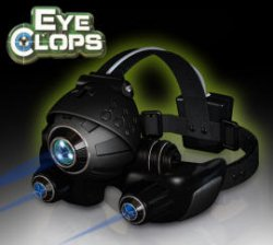 EyeClops gives your kid night vision
