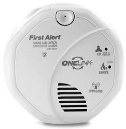Onelink smoke detector