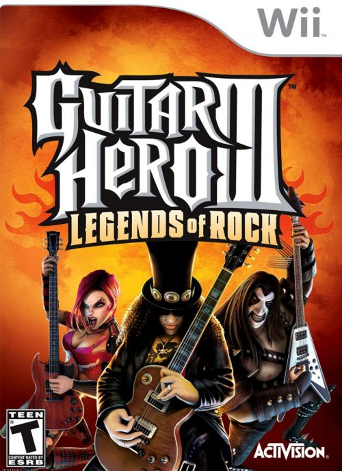 Guitar Hero III disc replacement program