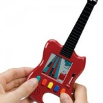 Guitar Hero gets portable & silly