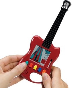 Guitar Hero gets portable
