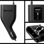 Incase 2-in-1 car and wall charger