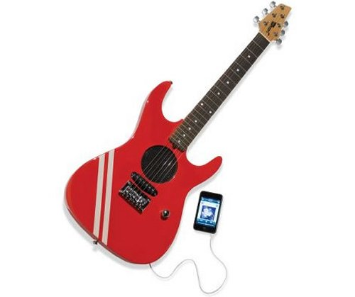 iPod electric guitar