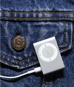 iPod Shuffle price cut to $49 from $79