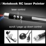 Red Laser Pointer Plus Laser Presenter loves PowerPoint