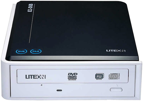 PLDS Lite-On EZ-DUB external burner