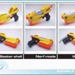 Nerf Wii Blaster: a Wii gun that fires darts