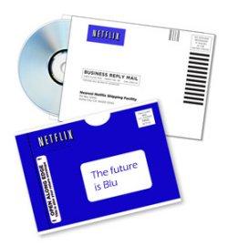 Netflix to quadruple Blu-ray
