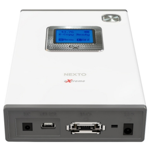 Nexto Extreme media storage device from NextoDI