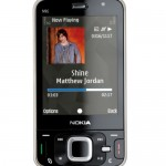 Nokia's N96 16GB multimedia computing dual slider