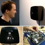 Opto-Isolator makes artwork come to life