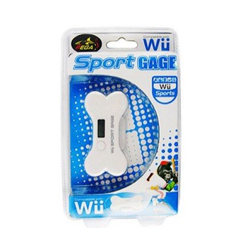 PEGA SportGage Wii pedometer
