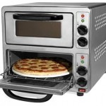 Dual Pizza oven: pizza in 90 seconds or less