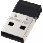 Princeton 1-inch Bluetooth adapter with 100 meter range