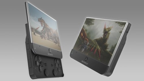 PSP Concept is a slick & sexy slider