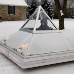 Pyramid power: awesome electric car